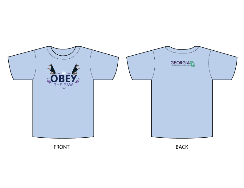 T-shirt Fundraiser Launched!